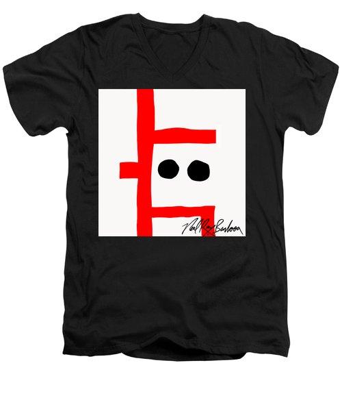 Ballenium Seven Men's V-Neck T-Shirt