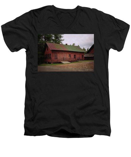 Boat Shop Men's V-Neck T-Shirt
