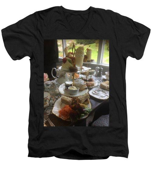 Cake Men's V-Neck T-Shirt