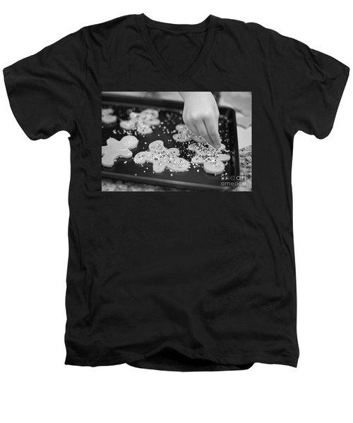 Christmas 9 Men's V-Neck T-Shirt