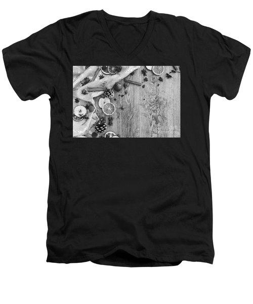 Christmas 7 Men's V-Neck T-Shirt