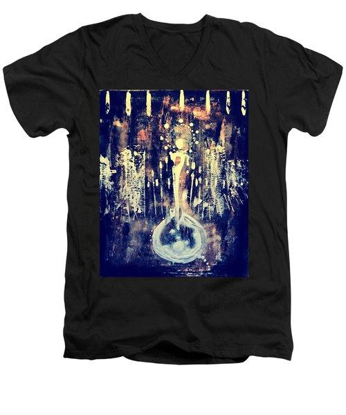 Creatrix Men's V-Neck T-Shirt
