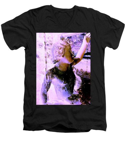 Cupid Men's V-Neck T-Shirt