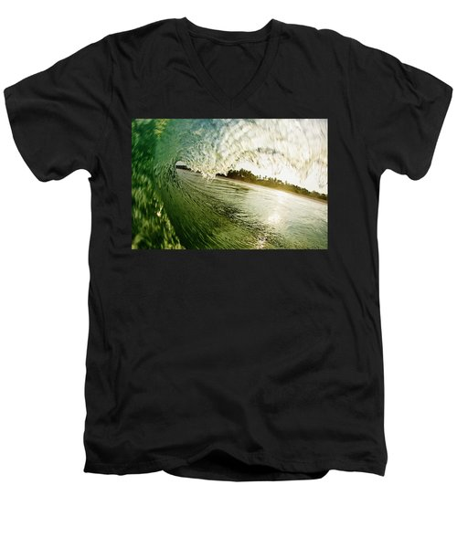 Curtain Men's V-Neck T-Shirt