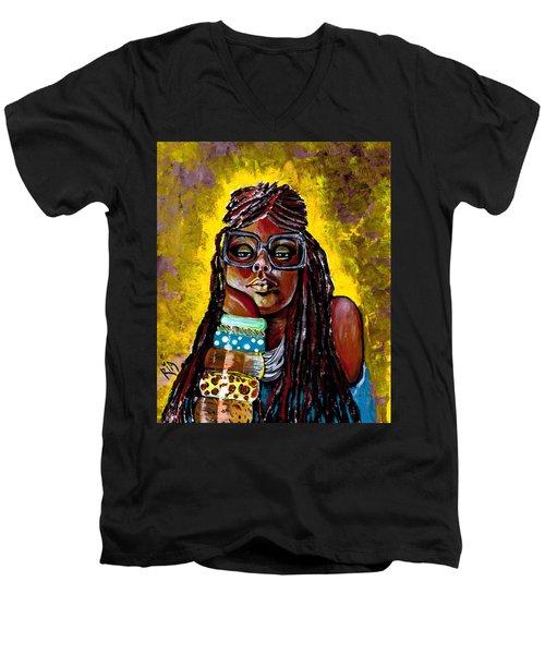 Daze Like This  Men's V-Neck T-Shirt