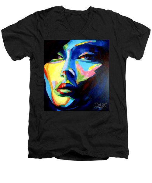 Desires And Illusions Men's V-Neck T-Shirt