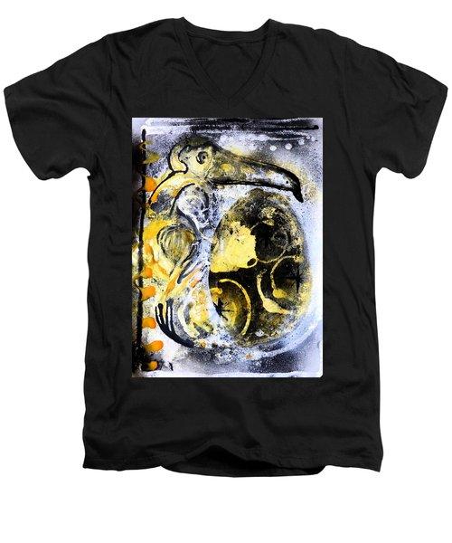 Dodo Men's V-Neck T-Shirt