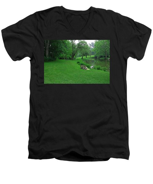 Drowsy Daze Men's V-Neck T-Shirt