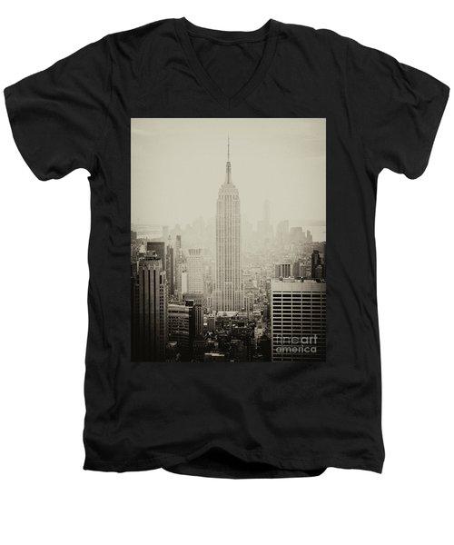 Empire Men's V-Neck T-Shirt