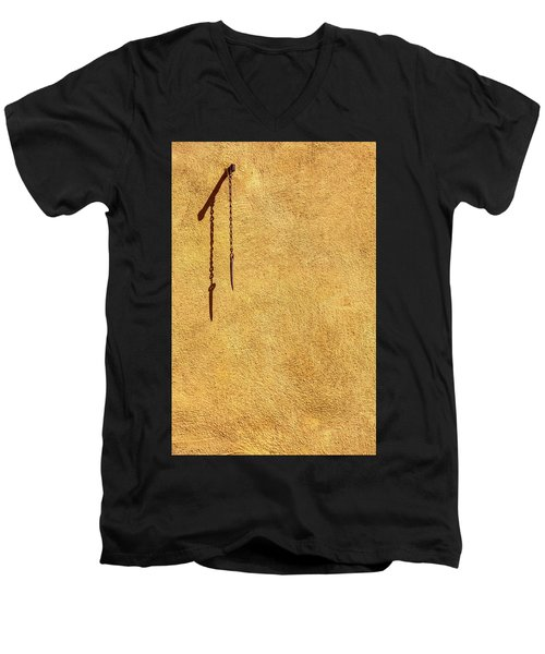 Empty Space  Men's V-Neck T-Shirt