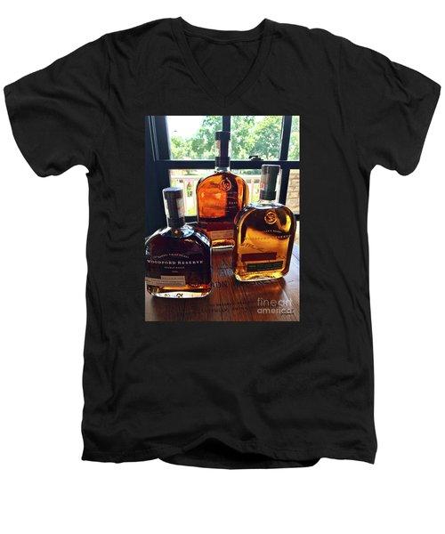 Golden Bourbon Men's V-Neck T-Shirt