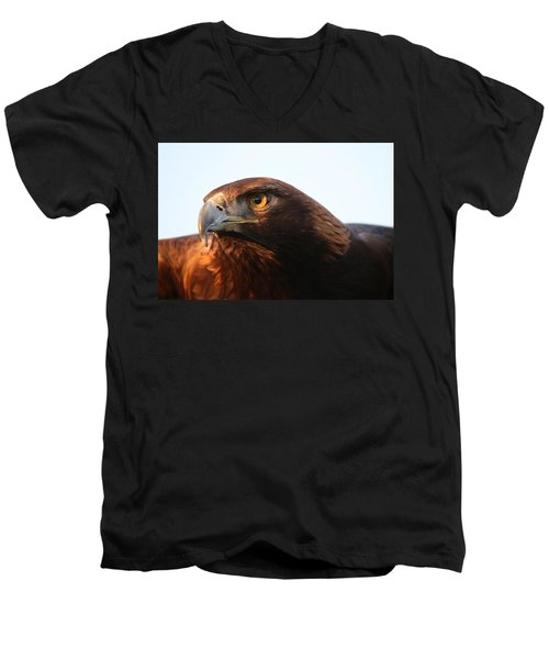 Golden Eagle 5151803 Men's V-Neck T-Shirt