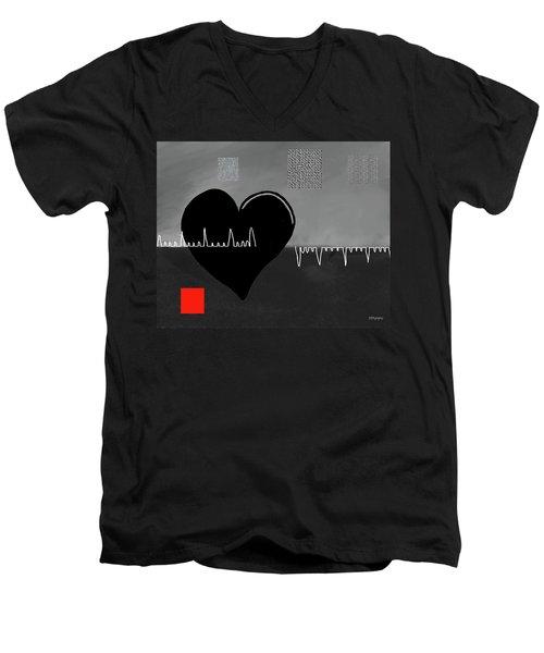 Heartbroken Men's V-Neck T-Shirt