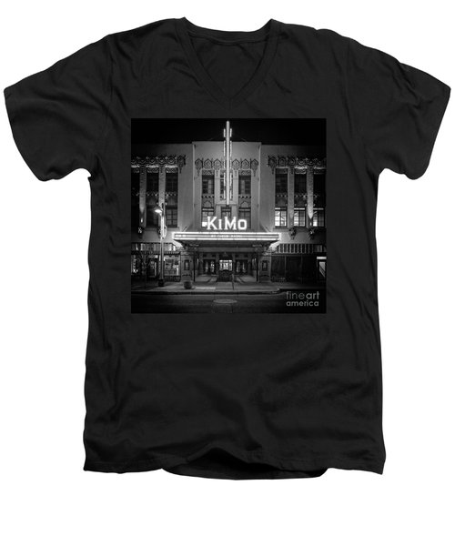Kimo Theater Men's V-Neck T-Shirt