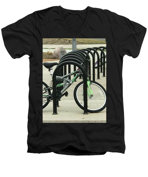Locked Up Men's V-Neck T-Shirt
