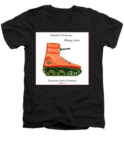 Marylou Men's V-Neck T-Shirt