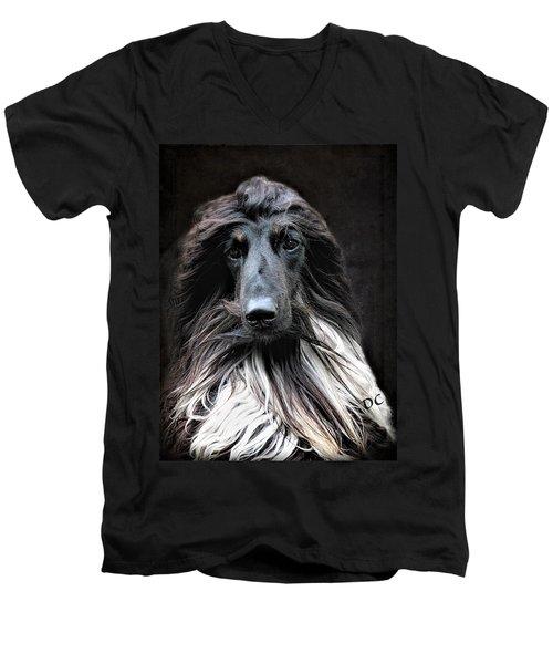 Midnight Jazz Men's V-Neck T-Shirt
