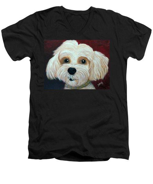 Miko Men's V-Neck T-Shirt