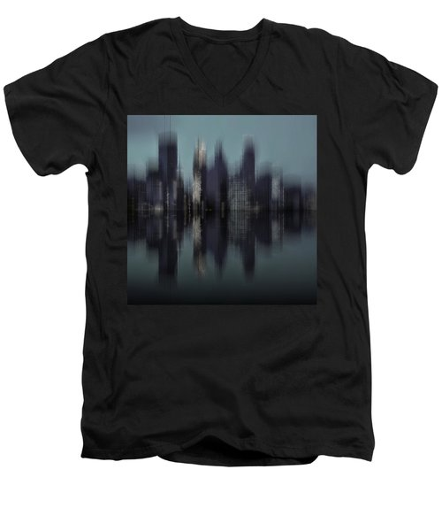 Minneapolis 1 Men's V-Neck T-Shirt