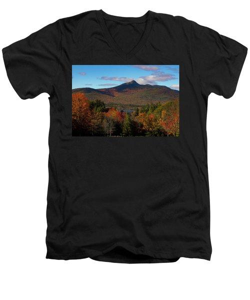 Mount Chocorua New Hampshire Men's V-Neck T-Shirt