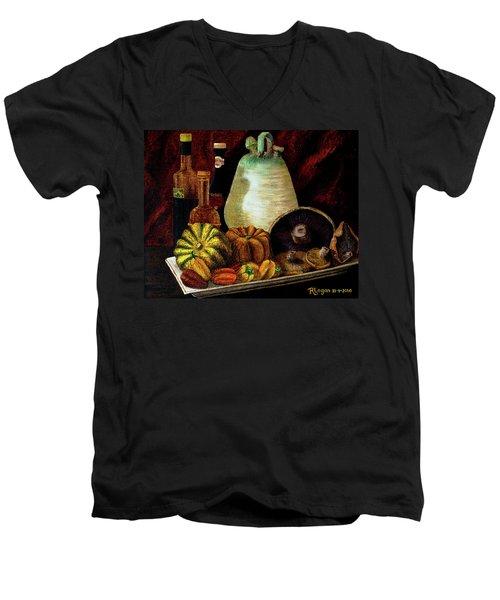 Savor Men's V-Neck T-Shirt