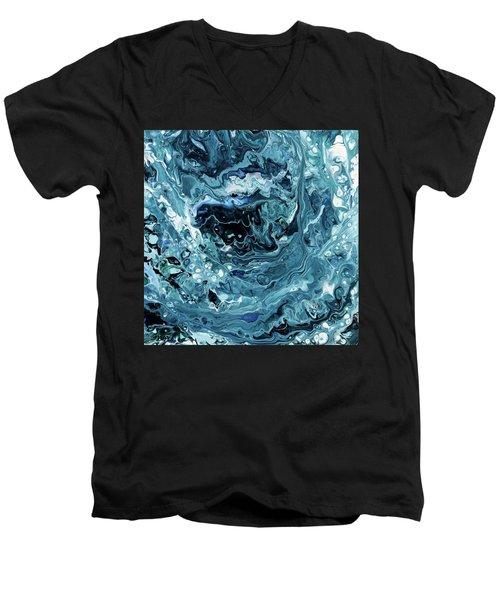 Sea Shadows Men's V-Neck T-Shirt