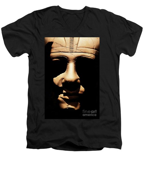 Shadows Of Ancient Egypt Men's V-Neck T-Shirt