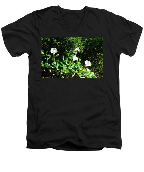 Sisters In The Sun Men's V-Neck T-Shirt