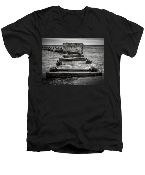 Something In The Water Men's V-Neck T-Shirt