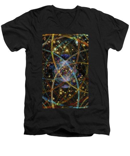 Sourcerer Men's V-Neck T-Shirt