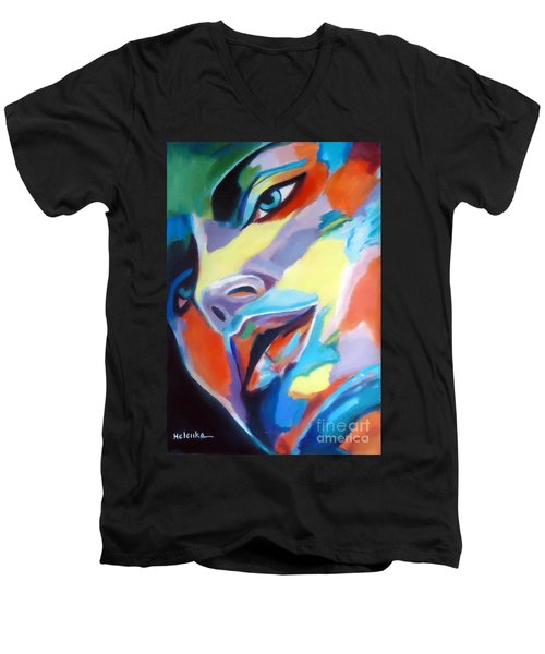 Spellbound Men's V-Neck T-Shirt