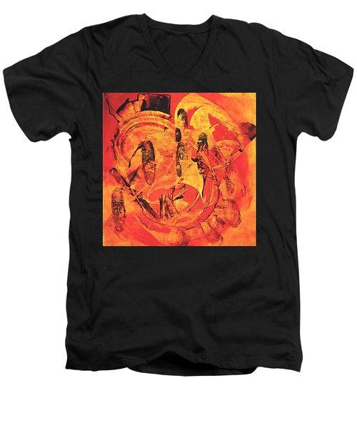Sweep Men's V-Neck T-Shirt