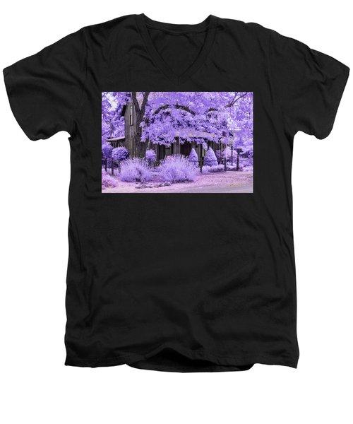 Third And D Men's V-Neck T-Shirt