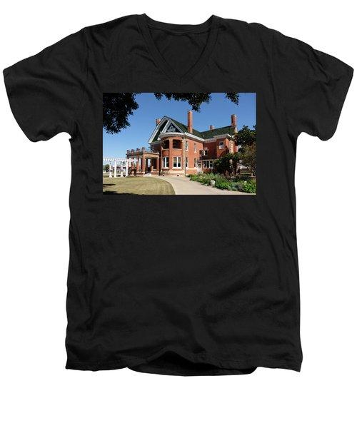 Thistle Hill Men's V-Neck T-Shirt