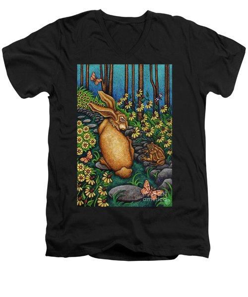 Toad's Transgression Men's V-Neck T-Shirt