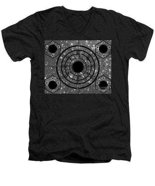 Transcendence Men's V-Neck T-Shirt