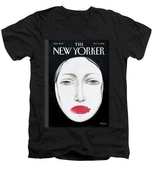 Unheard Men's V-Neck T-Shirt