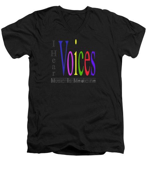Voices Men's V-Neck T-Shirt