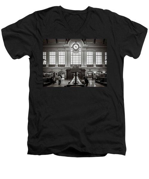 Waiting Room Men's V-Neck T-Shirt
