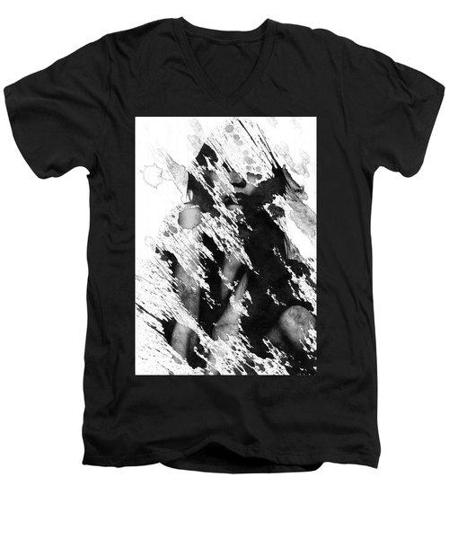 Wash Men's V-Neck T-Shirt