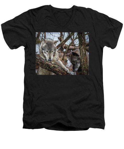 Whatta Ya Got Men's V-Neck T-Shirt