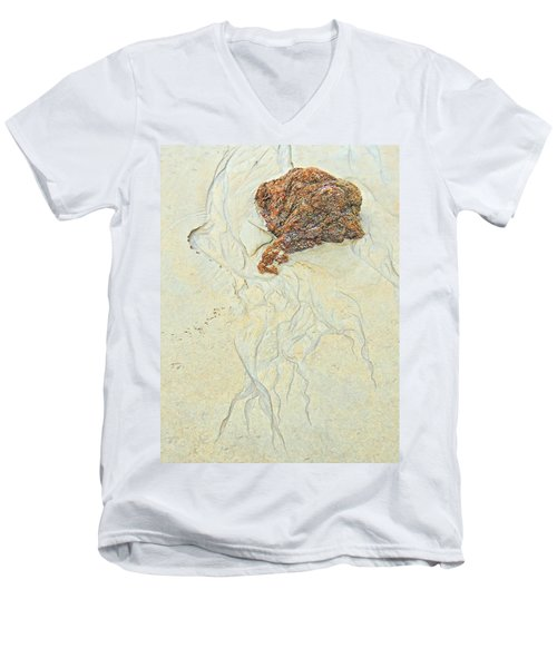 Beach Sand  2 Men's V-Neck T-Shirt