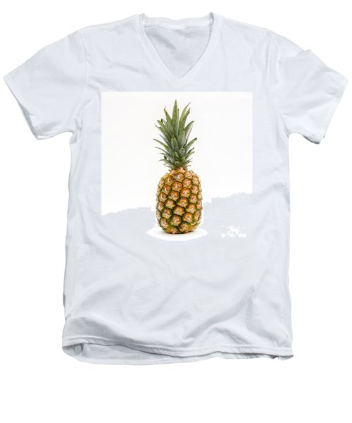 Fresh Pineapple Men's V-Neck T-Shirt