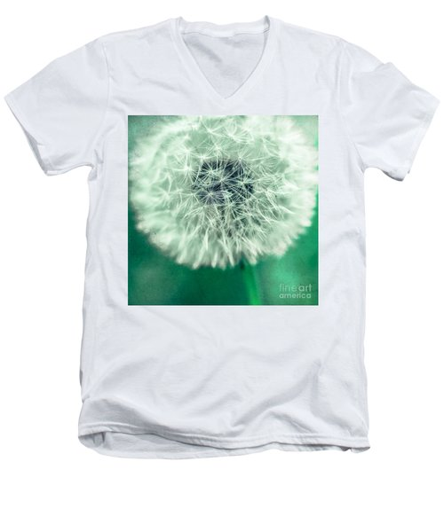 Blowball 1x1 Men's V-Neck T-Shirt