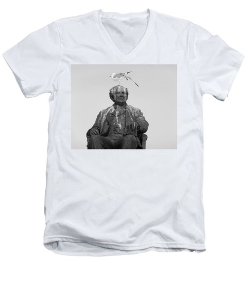 Crappy Day Men's V-Neck T-Shirt