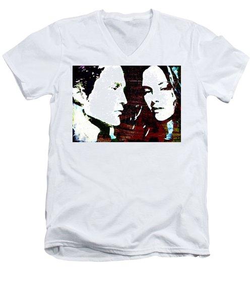 Robsten Men's V-Neck T-Shirt