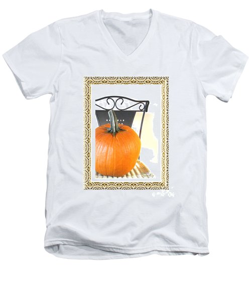 Season's Greetings Men's V-Neck T-Shirt