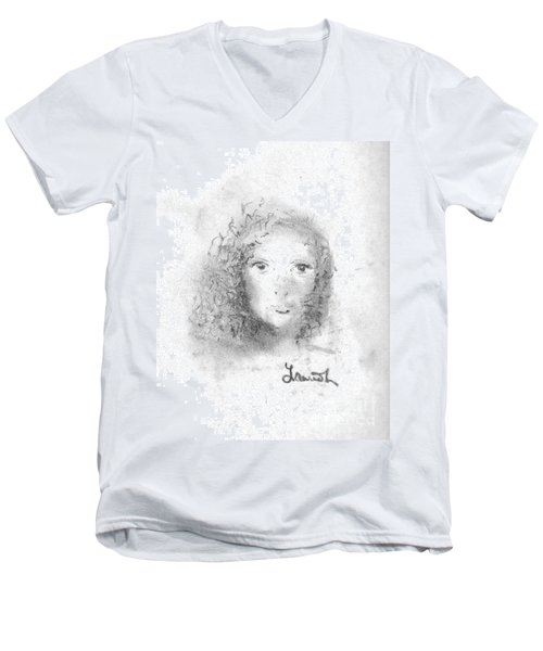 Something About Mary Men's V-Neck T-Shirt