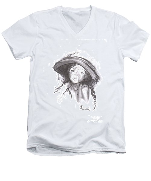 The Bonnet Men's V-Neck T-Shirt