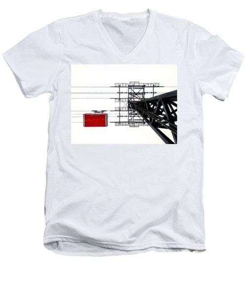 110 People Max Men's V-Neck T-Shirt